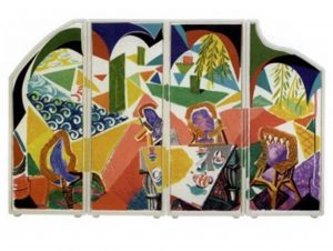 David Hockney Caribbean Tea Time