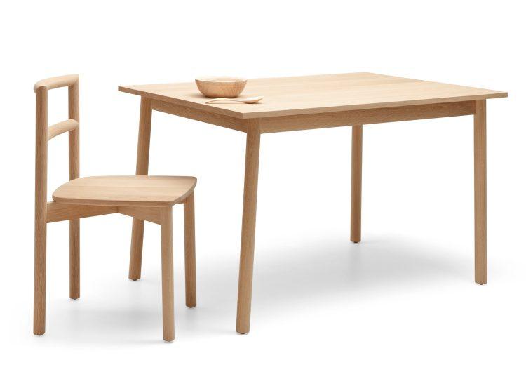 Didier Fable Oak Table