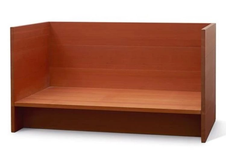 Donald Judd Single Daybed 32