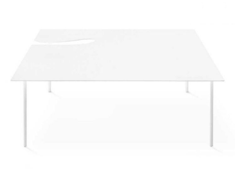 Desalto Softer Than Steel Coffee Table