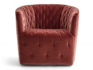 Saba Italia Amelie Lounge Chair