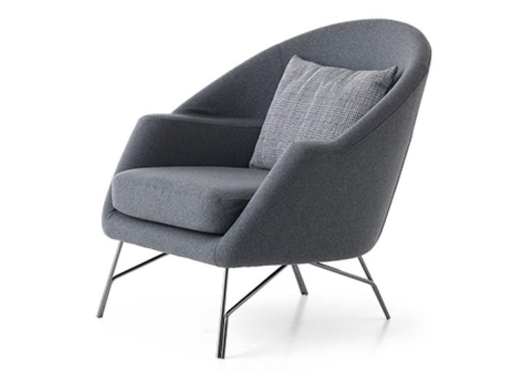 Saba Italia Chillout Lounge Chair