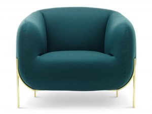 Saba Italia Geo Lounge Chair