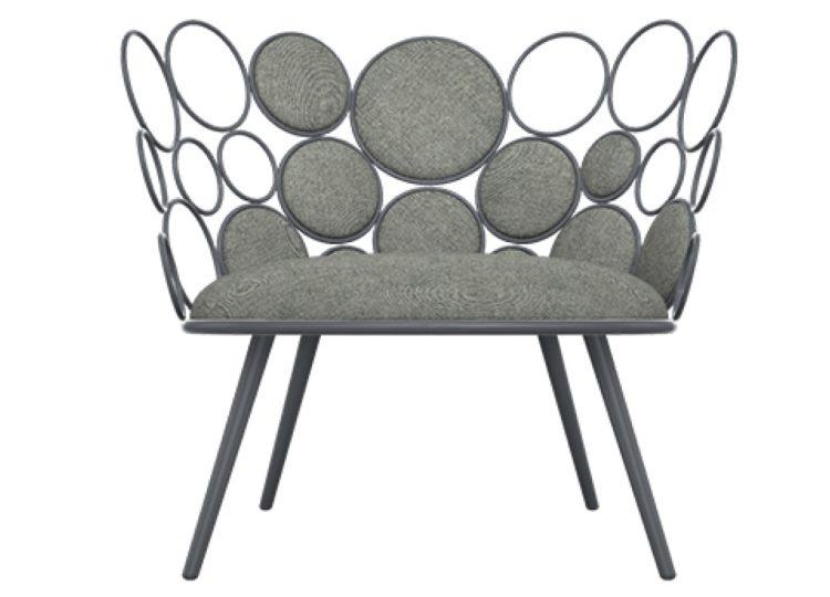 Saba Italia Grace Lounge Chair