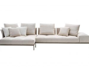 Saba Italia Pixel Light Outdoor Sofa