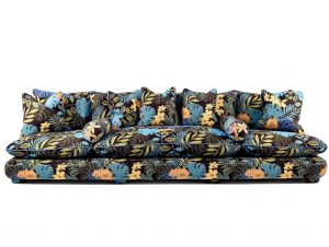Jean-Philipe Demeyer Jungle By Night Sofa