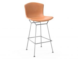 Nine to Know | Leather Bar Stools