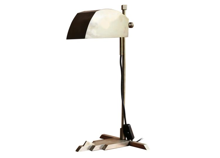 Marcel Breuer First Edition Stand Lamp