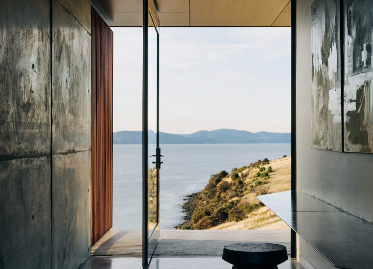 May's Point House by Tanner Architects