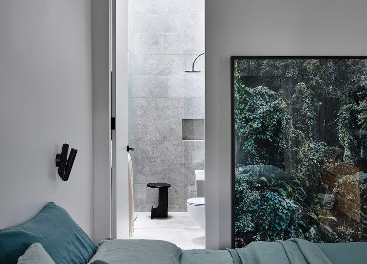 Bedroom | Middle Park House Bedroom by Auhaus Architecture