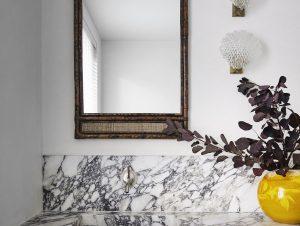 Bathroom 1 | Palladiana Party Bathroom by Sally Caroline