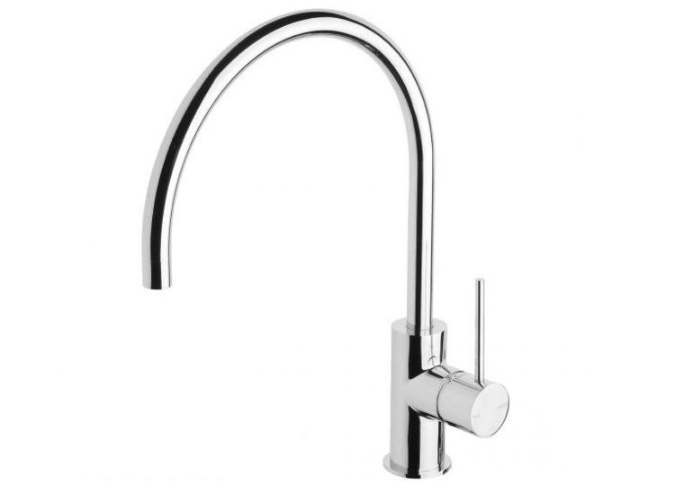 Phoenix Tapware Vivid Slimline Sink Mixer 220mm Gooseneck