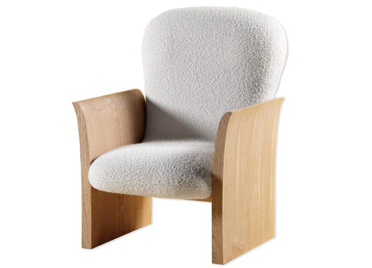 Pierre Yovanovitch Flirting Chair (low back)