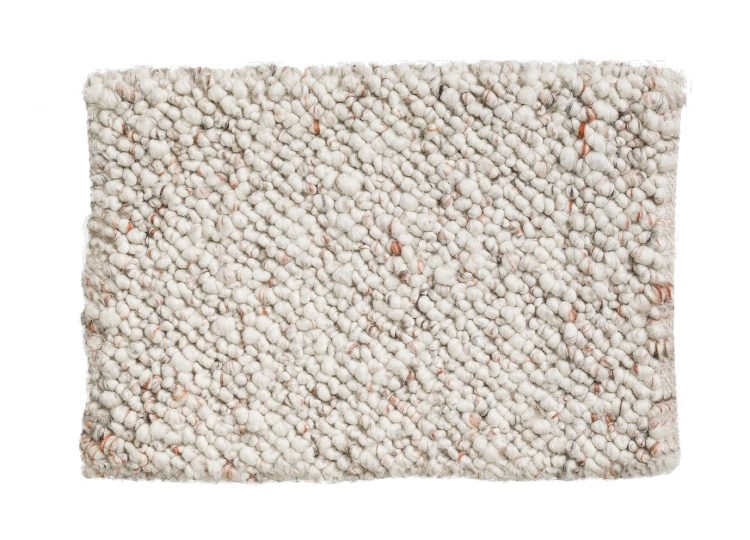 Tribe Home Pearle Rug – Coral