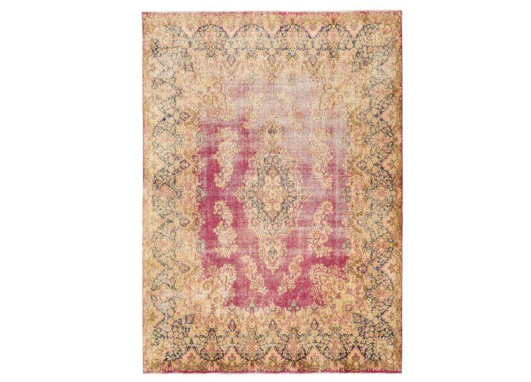 Tribe Home Vintage Persian Rug 13216