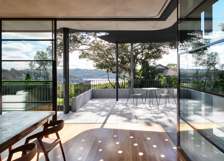 Mosman House II by Tribe Studio Architects