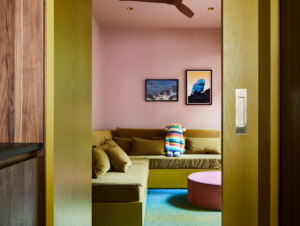 Kids | Clifton Hill Residence Kids Playroom by Studio Tate