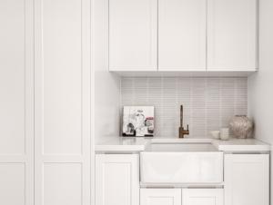 Laundry | Seaforth Home Laundry by Georgina Wilson Architect