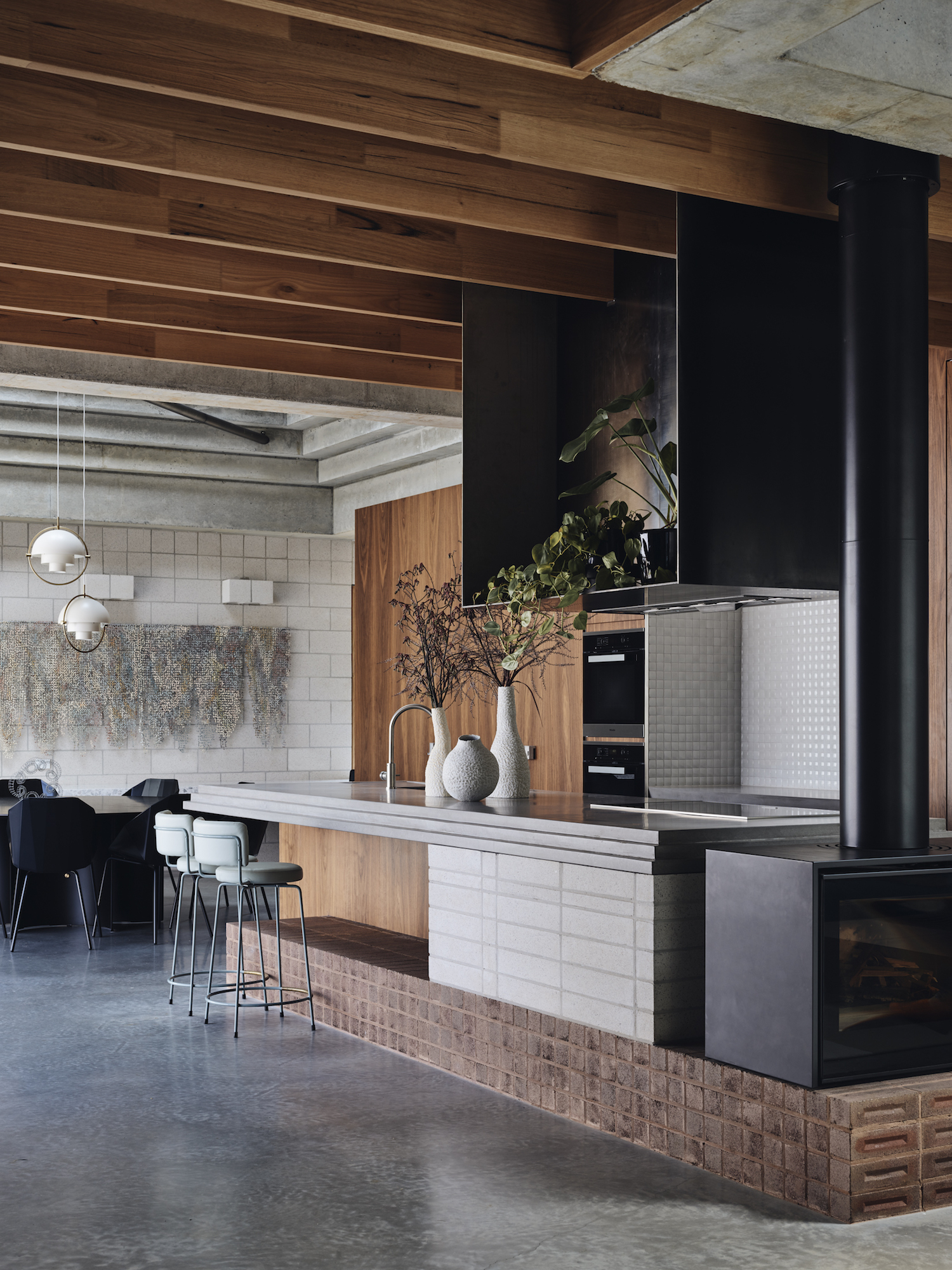 est living bellows house architects EAT 4