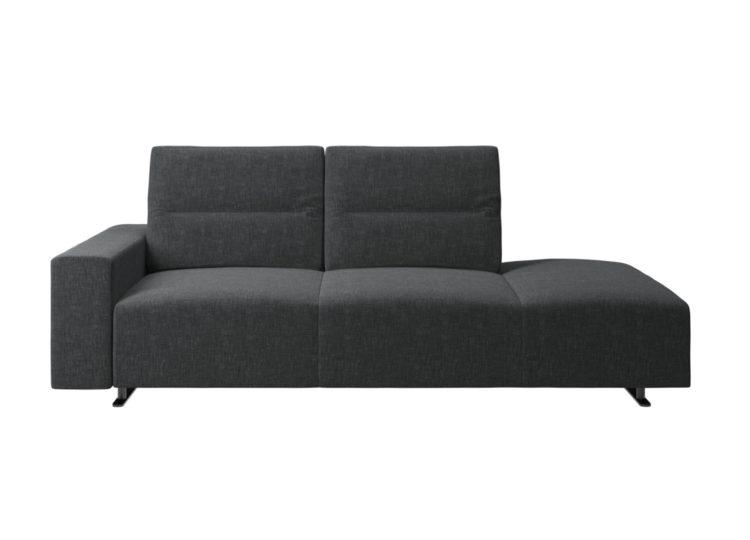 BoConcept Hampton Sofa with Adjustable Back and Lounging Unit