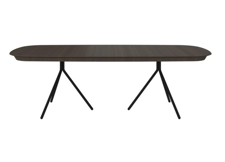 BoConcept Ottawa Table with Supplementary Tabletop