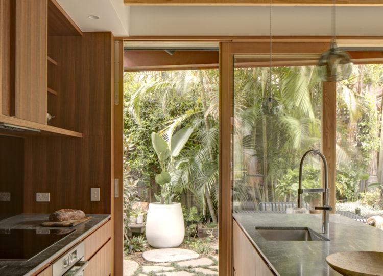 Kitchen | Bondi House Kitchen by Fox Johnston