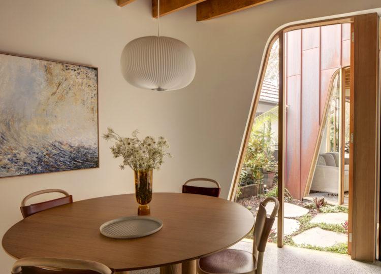 Dining | Bondi House Dining by Fox Johnston