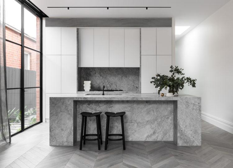 Kitchen | Prahran House Kitchen by Dita Studio