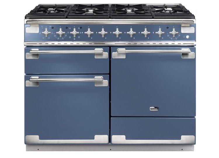 est living falcon elise 110cm dual fuel range cooker stone blue brushed nickel 01 750x540