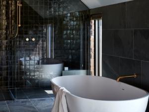 Bathroom 1 | Flinders House Bathroom by AVID