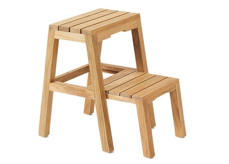 Jati Step Ladder