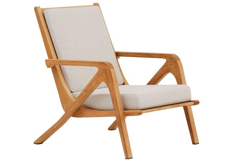 Jati Una Lounge Chair