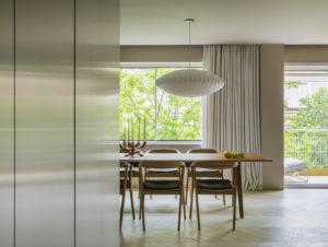 Dining | Madrid Apartment Dining by Febrero Studio