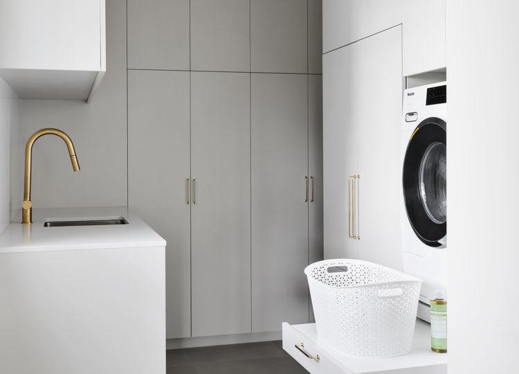 Laundry | Malvern Residence II Laundry by Studio Tate