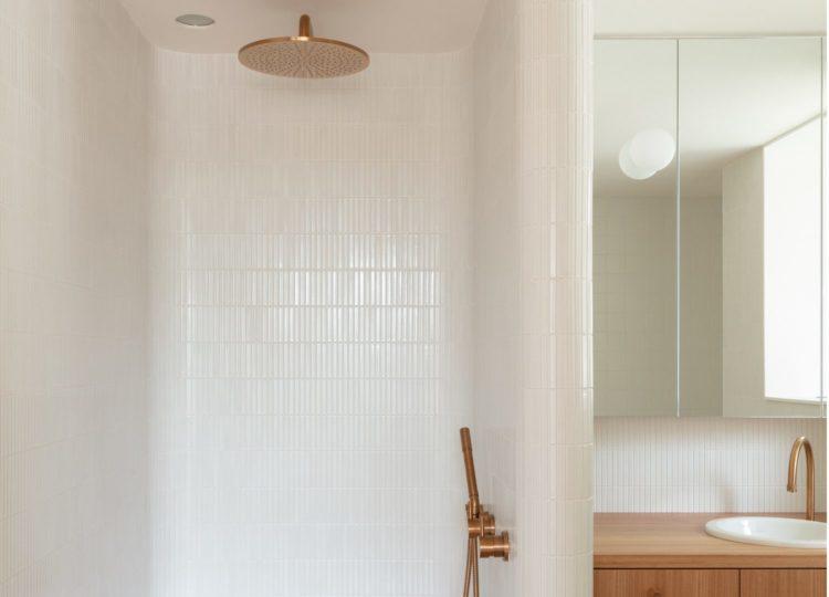 MB Apartment Bathroom by Bokey Grant