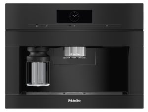 Miele CVA 7845 Built in Coffee Machine Obsidian Black