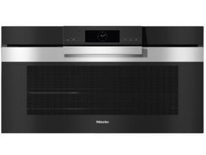 Miele H7890 BP Pureline Cleansteel 90cm Oven