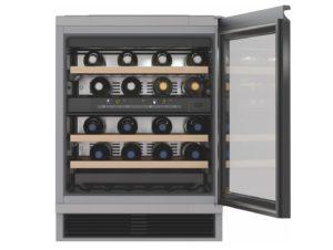 Miele KWT 6321 UG Built Under Wine Fridge