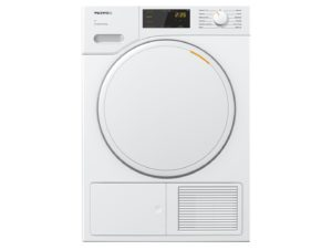 Miele TWD440WP EcoSpeed 8Kg T1 Heat-Pump Tumble Dryer