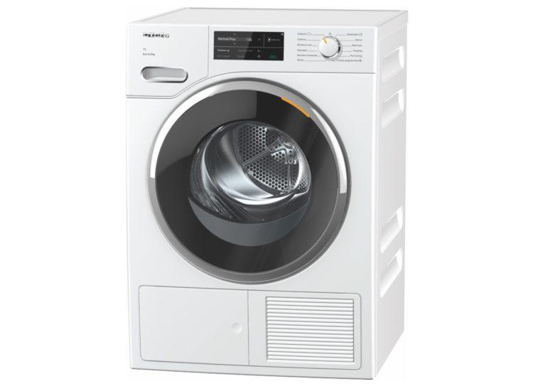 Miele TWJ660 WP Eco 9Kg T1 Heat-Pump Tumble Dryer