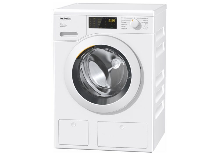 Miele WCD660 WCS Tdos & 8Kg W1 Washing Machine
