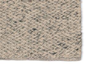 Nodi Twisted Wool – Marl Grey