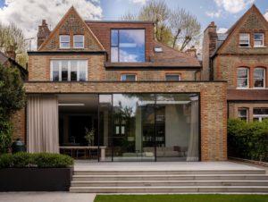 Barrowgate Road by Robert London Design