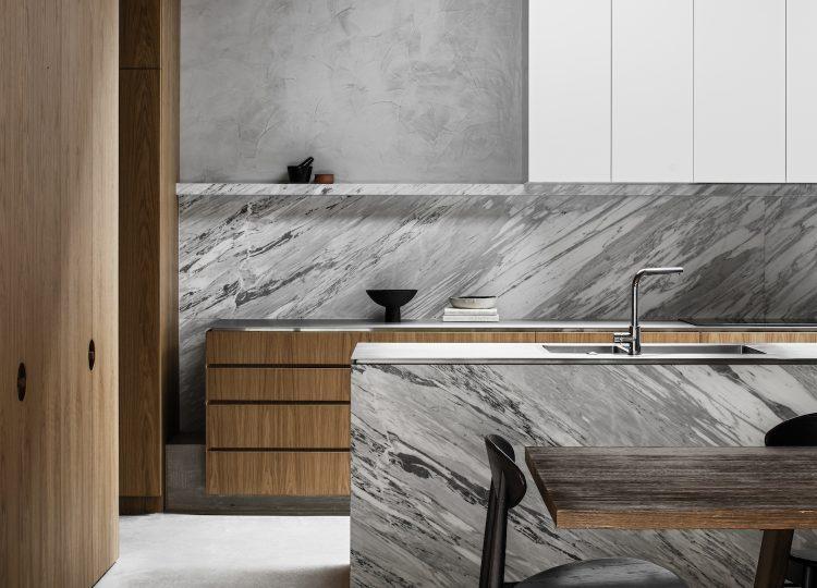 Kitchen | Rowena Parade House Kitchen by Techne Architecture + Interior Design