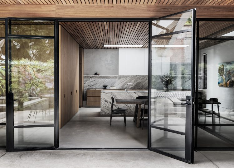 Alterations + Additions | Rowena Parade House by Techne Architecture + Interior Design