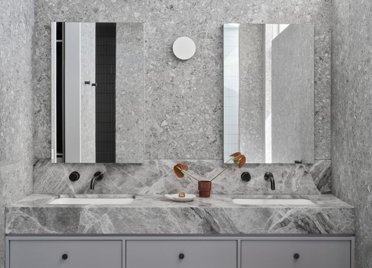 Bathroom 1 | SALO House Bathroom by Thursday Architecture