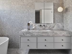 Bathroom 2 | SALO House Bathroom by Thursday Architecture