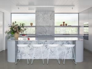 Kitchen | SALO House Kitchen by Thursday Architecture
