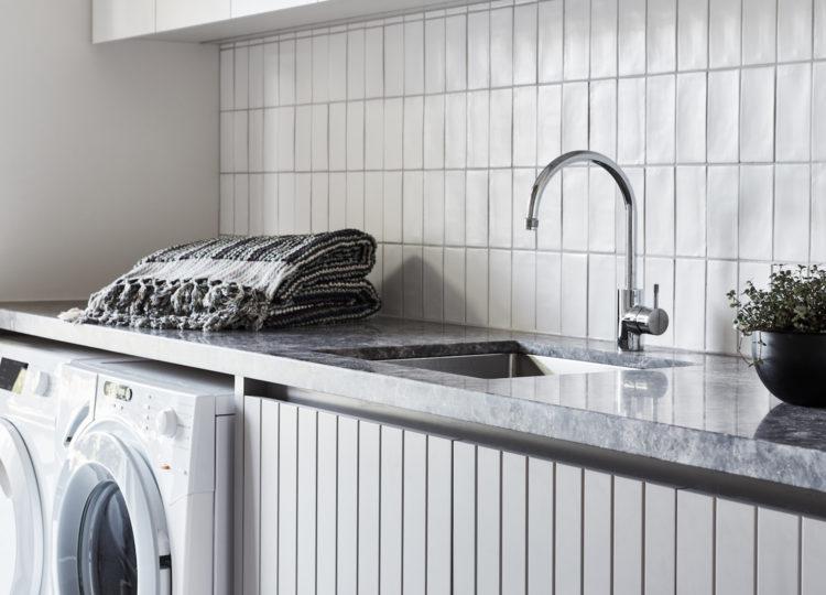 Laundry | Sandringham Residence Laundry by Austin Design Associates