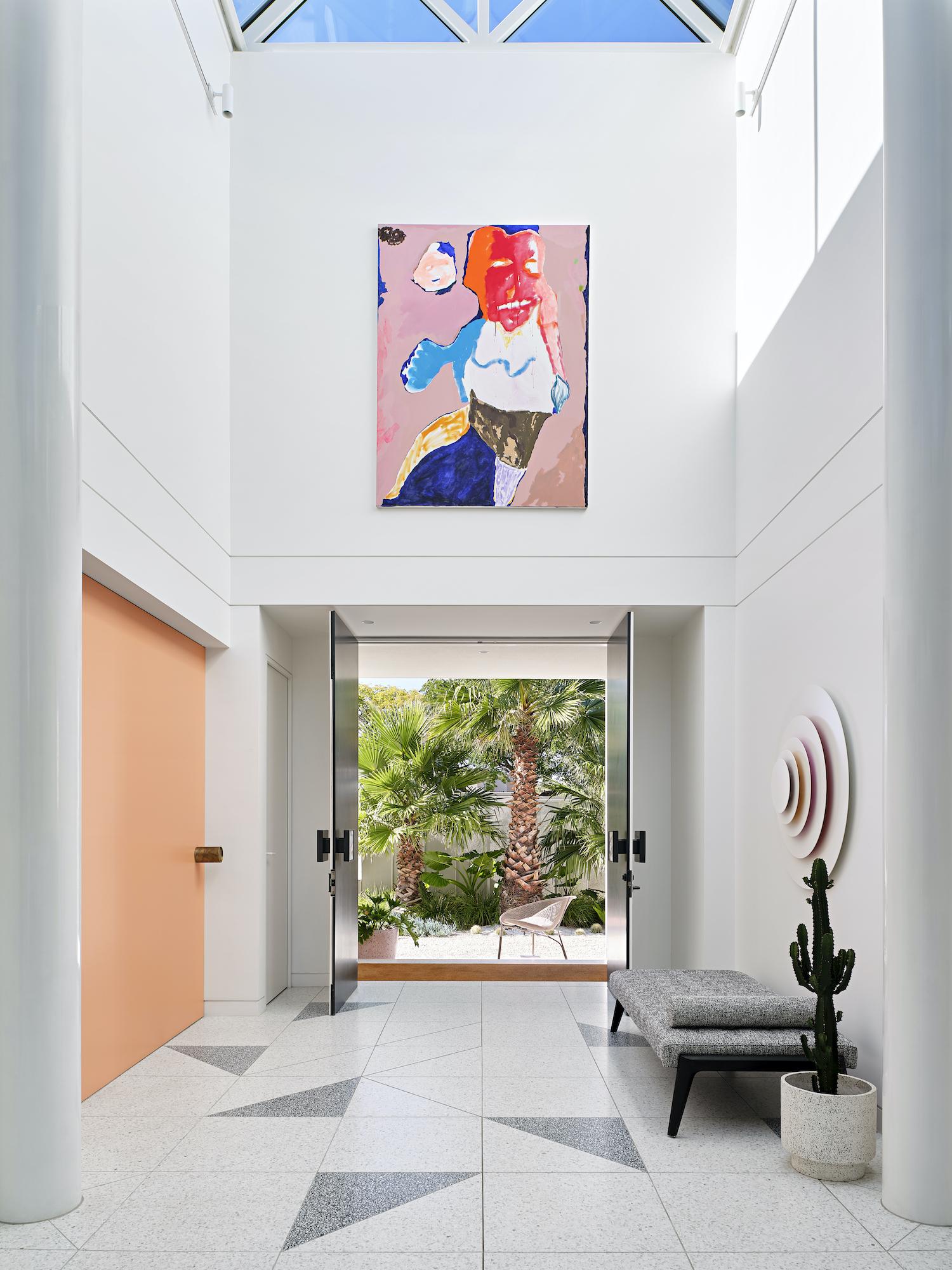 Ben Scott Doherty Design Studio Malvern Residence est living 11